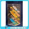 locking plexiglass display case for newspaper wholesale display case acrylic display case wholesale with key and lock