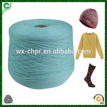 38nm/2 lana e misto acrilico bambino filato morbido(esportazione qualità) per scopi crochet della mano.