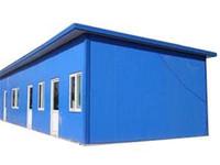 Flexible design long life prefab beach house prefabricated residential houses