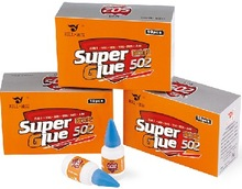 Super glue 502 cyanoacrylate adhesive