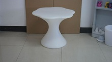 LED table for night club,led light bar table, led round table sale