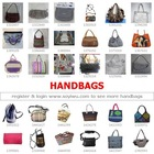 PLAIN BAGS FOR EMBROIDERY : One Stop Sourcing from China : Yiwu Market for EveningBags&Handbag