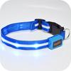 Blue LED Flashing OEM Illuminated Dog Collars on Sale