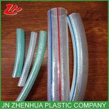 fiber reinforced hose pvc pipe expandable garden water pipe latex garden hose reel swivel