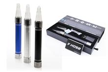 Price of natural rough tourmaline huge vapor Electronic Handheld Hookah Hose e cig mod E Hookah e cigarette hose V-HOSE