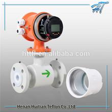 Factory dircet selling electronic water flow rate meter