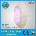 waterproof ip68 led swimming pool lamp light bulb, underwater led pool light 12v