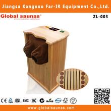 foot infrared portable slimming sauna cabinet ZL-003