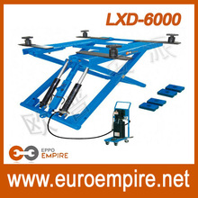 LXD-6000 New product alibaba china supplier scissor /car lift /auto lift