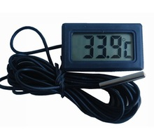 Industrial Accessories Mini Digital Temperature Instrument with External Sensor
