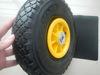 3.00-4 trolley wheel with needle bearings