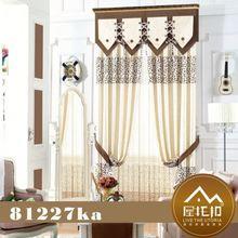 decorative window crystal beads curtain