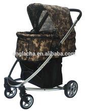 Luxury Pet stroller fashionable dog jogger trolley