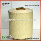ne16s yellow color free market Ukraine oe recycle high quality sock knitting yarn