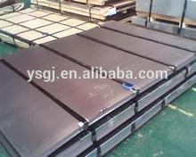 Astm a36 placa de acero/laminado en caliente leve carbono hoja precio/10mm gruesa placa de acero