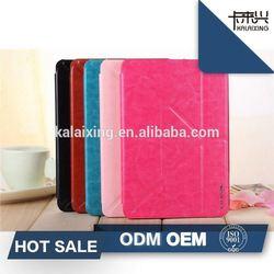 Competitive Price Leather Flip Case Super Soft Fiber Rabbit Case For Ipad Mini