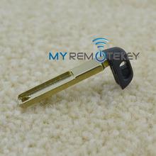 High quality smart key blade emergency key blank keyless entry for 2008 Toyot Camry car key