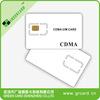 3g cdma CDMA RUIM blank SIM Cards