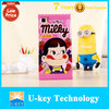 2014 Wholesale High Quality Cheap Custom Silicone Cell Phone Protective case for xiaomi mi3