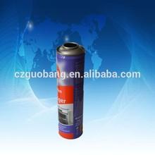 empty spray tinplate packing aerosol can bottle