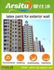 Environmental acrylic polyurethane resin emulsion paint