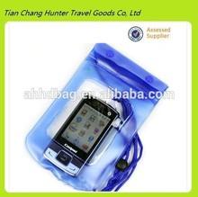 wholesale cheapest waterproof transparent phone bag.dslr camera bag