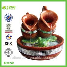 Imitation Pottery Pot Design Tabletop Fountain