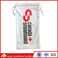 logo printed microfiber sunglasses pouches/ bags for wholesales