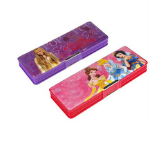 fashion & super stationery durable metal tin pencil box/ metal pencil case with promotion or gift