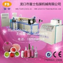 CE & ISO9001QUALITY Apple/Guava/Melon/Mango EPE Foam Net/Pad Production Line