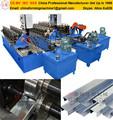 Máquinas de construção Cd 60 * 27 Ud27 * 28 de aço leve rolo dá forma à máquina