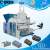 QMY10-15 mobile concrete hollow block making machine, price egg layer fly ash brick making machine price