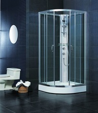 U.S. and Euro simple style shower room