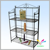 Retail free standing fruit and vegetable display rack