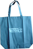 Cheap Promotional reusable foldable shopping bag