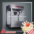 Máquina de processamento de alimentos de pipoca doce