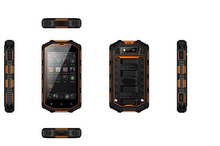 "2014 Hummer H5 3G 4.0"" Capacitive Screen IP68 rugged waterproof cell phone 512M RAM 4G ROM GPS Polish Czech Greek"