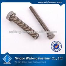 china high quality stud bolt astm a193 gr b7 manufacturer&supplier&exporter