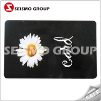 leaf shaped business cards business plastic card