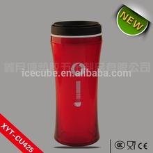 15 oz best insulated plastic coffee thermos travel mug