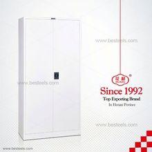 Metal office furniture double door industrial steel storage cabinets