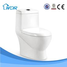 Ceramic China one piece public dual flush bathroom lamosa toilet parts