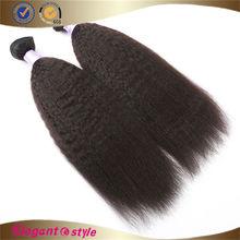 Cheap factory price guangzhou brazilian hair extensions for black women