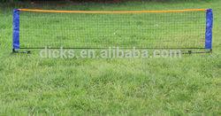 Easy Use Kids Tennis Net set, Tennis net with poles