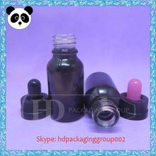 auto dropper bottle and jars smoky black painted dropper bottle clear black medical glass dropper bottle