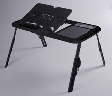 adjustable laptop desk with 2 usb fans, most popular item in the world