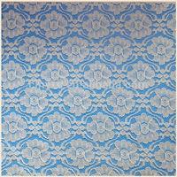 chantilly bulk white stretch lace fabrics
