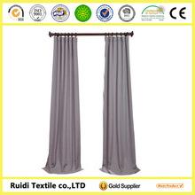 100% Polyestr Modern decorative blackout curtain, Luxurious blackout curtain