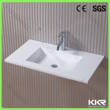 Fazenda lavatório, Casa de banho em mármore bacia mesa, Pias de banheiro