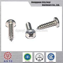 2014 branded stainless steel binding post screw
